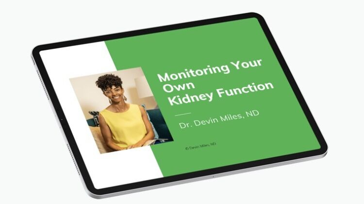 Ebook kidney function