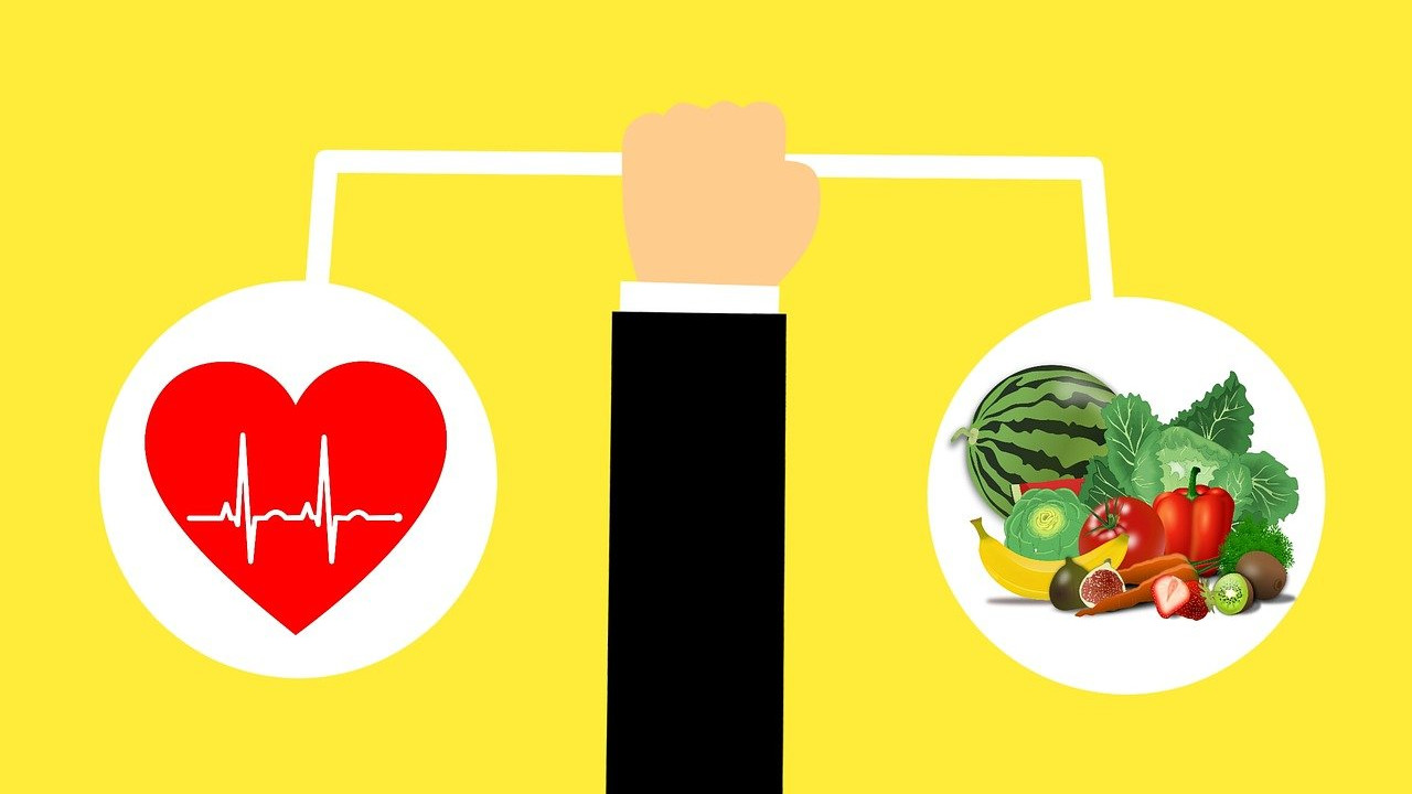 balancing heart health and healthy diet